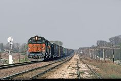 RailPictures.Net Photo: MILW 208 Chicago, Milwaukee, St. Paul & Pacific EMD SD40-2 at Brookfield, Wisconsin by Tom Farence