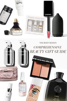 Beauty Gift Guide: m