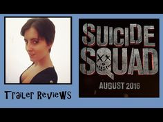 Suicide Squad - Comic-Con First Look Trailer Review