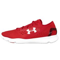 ea2b2edcfe1 Under Armour Speedform Apollo UA Red White 2015 Mens Jogging Running Shoes  http