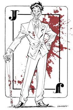 The Joker - Jeff Johnson