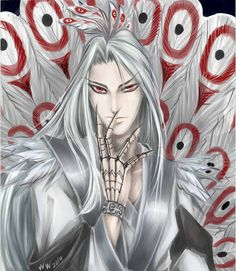 Lord Shen the Peacock in his human form from Kung fu Panda Kung Fu Panda, Manga Anime, Anime Art, Anime Style, Disney And Dreamworks, Disney Pixar, Anime Love, Anime Guys, Geeks