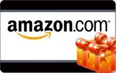$100 Amazon Flash Giveaway 10/9 - 10/15/12