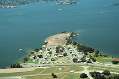 Sunset Point on Lake LBJ - Waterfront RV Spaces - Texas Hill Country - Marble Falls, TX