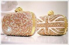 Clutch McQueen.. luxury!!