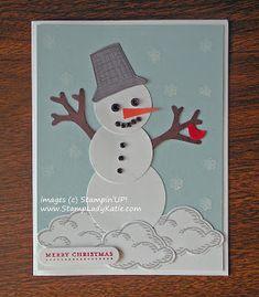 Sprinkles of Life Snowman