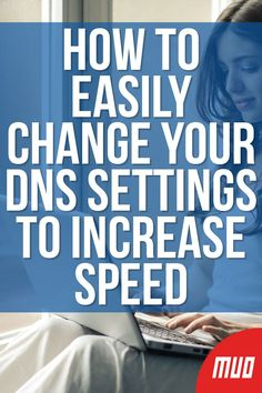 How to Easily Change Your DNS Settings To Increase Speed --- Changing your DNS settings is often cited as one of the easiest ways to optimize your internet speed. So, let's take a look at how DNS works and how to change your DNS settings. Computer Router, Computer Diy, Computer Projects, Computer Internet, Speed Internet, Web Internet, Computer Gadgets, Computer Repair, Tech Gadgets