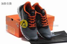 http://www.jordan2u.com/nike-free-run-3-womens-shoes-grey-orange.html NIKE FREE RUN+ 3 WOMENS SHOES GREY ORANGE Only $69.00 , Free Shipping!
