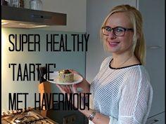 Super Healthy 'Taartje' met Havermout