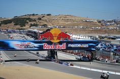 Red Bull US Grand Prix at Mazda Raceway Laguna Seca