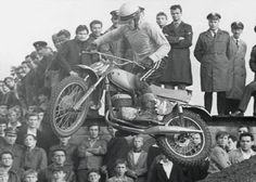 Six-time Motocross World Champion, Joel Robert Motos Vintage, Vintage Bikes, Vintage Motorcycles, Vintage Cars, Dirt Bike Racing, Off Road Racing, Motocross Racer, Trial Bike, Vintage Motocross