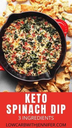 Low Carb Breakfast Recipes – The Keto Diet Recipe Cafe Lunch Recipes, Crockpot Recipes, Diet Recipes, Healthy Recipes, Healthy Dips, Ketogenic Recipes, Keto Foods, Keto Diet Breakfast, Breakfast Recipes