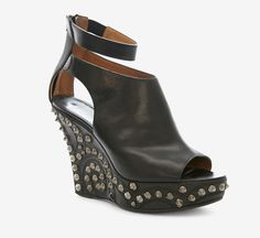 Givenchy Black Wedge