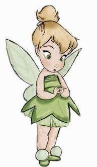 Disney Drawings Sketches, Cute Disney Drawings, Cute Drawings, Drawing Disney, Tinkerbell Drawing, Tinkerbell And Friends, Disney Fairies, Tinkerbell Disney, Arte Disney