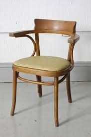 Vintage / Antique Thonet Bentwood Arm Chairs Photos And Information In  AncientPoint