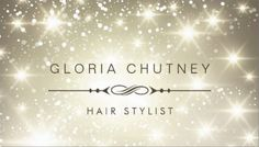 Glamorous Sparkling Gold Bokeh Hair Stylist Business Cards http://www.zazzle.com/hairstylist_sparkling_bokeh_glitter_business_card-240504707405786683?rf=238835258815790439&tc=GBCSalon1Pin
