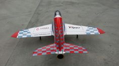 Coming Soon! Our latest Turbojet Super Viper by HSD! Only at Dragonhobbyusa.com ,  Dream once again...