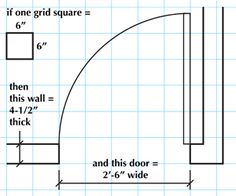 How To Draw Perspective Using Elevation and Floor Plan - Elevation ...