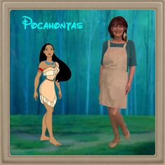 Disney Movie, Disney's Pocahontas, Disney's Pocahontas Disneybound, Disney's Princess Pocahontas, Disney's Pocahontas Disneybound, Disney Princess, Disney Princess Disneybound, Beige Dress Disneybound, Turquoise Shirt Disneybound, Blue Shirt Disneybound, Disneybound Beige, Disneybound Turquoise, Disneybound Blue