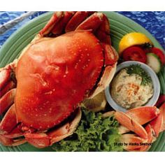Dungeness Crab - I LOVEEEEEEE IT! Best crab EVER!