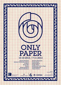 Only Paper Poster