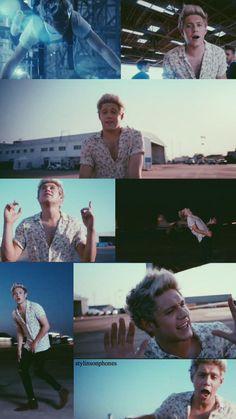 """Niall Horan """"Drag Me Down"""" Simple Lockscreen"""