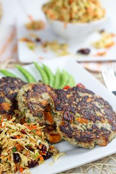 Sweet Potato and Kale Chicken Patties:     3 green onions, finely chopped ½ medium sweet potato, 3 cups kale chicken meat from breast 1 tbsp salted herbs 1 tbsp fermented garlic flowers 1 tsp Sambal Oelek 1 tsp Dijon mustard 1 tbsp fresh rosemary 1 tsp fresh ginger 2 tbsp dried cranberries ¼ cup egg whites (or 1 whole egg) ¼ cup flaxseed meal