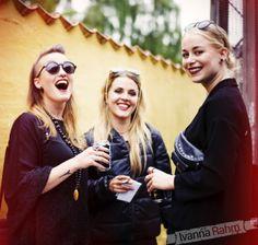 <3 Maria, Lise & Josephine