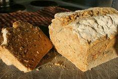 Napapilvi: Täydellinen gluteeniton leipä Gluten Free Diet, Gluten Free Baking, Fodmap, No Bake Desserts, Banana Bread, Food, Essen, Meals, Gluten Free Menu