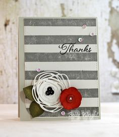 Crafting with Betty: June's PTI Blog Hop!
