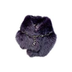 Fox fur collar, Loewe ❤ liked on Polyvore featuring accessories, scarves, fur, outerwear, jackets and loewe
