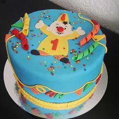 Bumba Bday cake.
