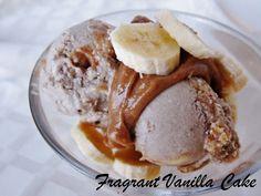 Raw Banoffee Pie Ice Cream