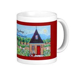 The Sheep House Mug