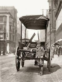 St. Louis, Missouri, 1910. S)