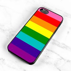 Original LGBT Flag iPhone 6s Case iPhone 7 Case by MintPrintCases