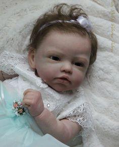Kylie by Romie Strydom Reborn Baby Girl Doll