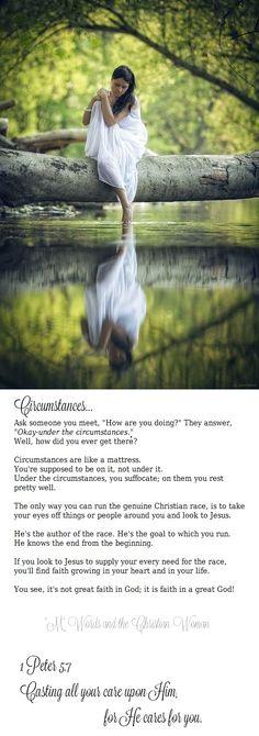 circumstances....   mwordsandthechristianwoman.com