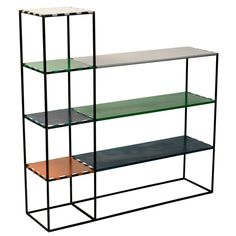 color: Shelf Unit by Aldo van Eyck