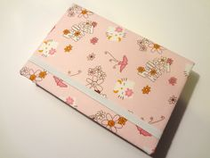 Pink HELLO KITTY Sanrio Fabric Kindle Fire keyboard Nook Playbook Galaxy Tab Sony Kobo Color Tablet Cover Hard Case. $25.00, via Etsy.