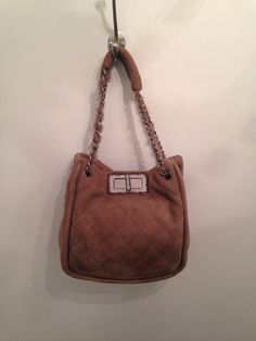 8747b787e2 Click to Shop - CHANEL GIANT MADEMOISELLE REISSUE LOCK SHEARLING TOTE  Designer Consignment