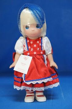 Alice-in-Wonderland-2014-Freedom-Doll-Precious-Moments-Disney-5826-UnSigned