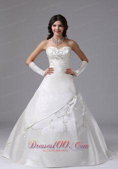 Sexy Wedding Dresses 2012