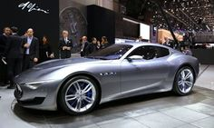Maserati To Launch Alfieri Sports Car, Kill GranTurismo Convertible By 2018? Read More Here