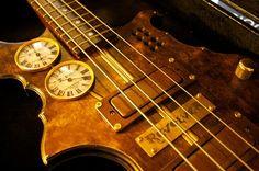 Steampunk Bass