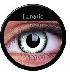 Lunatic Prescription Contact Lenses get the best prescription halloween lenses from Lenses Sclera.