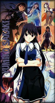 The Fruit Of Grisaia Yumiko All Anime, Anime Art, Anime Girls, Grisaia No Kajitsu, Monogatari Series, Character Wallpaper, Kawaii Girl, Anime Couples, Movies