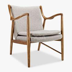 Finn Juhl No. 45 Chair   VOGA