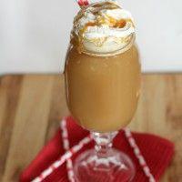 {Warm} Caramel Apple Cider Cocktail