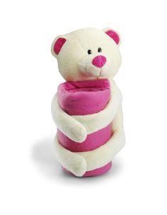 Soft Toy Bear ´Fred´ Münstermann sticken & drucken
